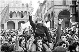 Il Movimento del 1977 a Bologna