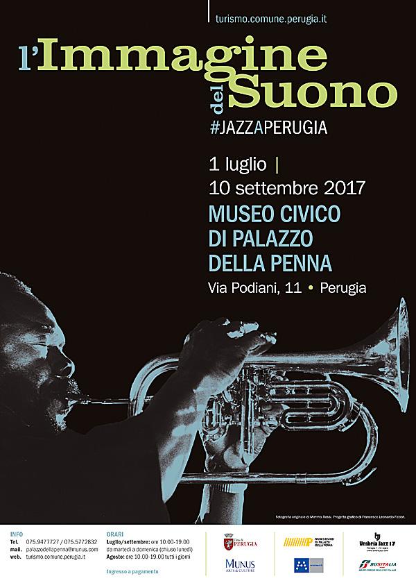 L'immagine del suono #jazzaperugia
