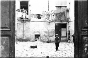 La Taranto degli anni '70